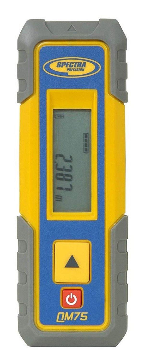 Trena Laser Spectra Precision Qm75 - Mede até 70mt