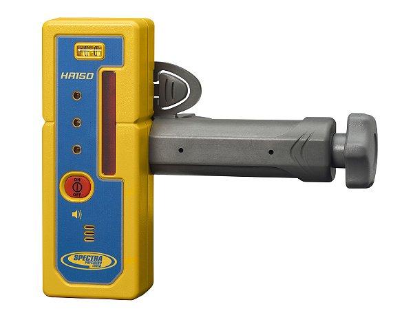 Receptor Spectra Precision HR150 para Laser Rotativo com Suporte