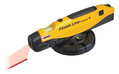 Nível Laser Alinhador CST/BERGER Finish Line 3 em 1