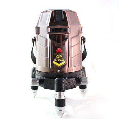 Nível Laser Giant GP-570LG Linhas e Ponto - Maleta Verde