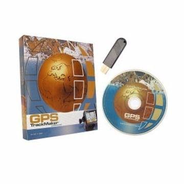 Software Trackmaker PRO P/ Gps (garmin) Versão 4.9+Chave Usb