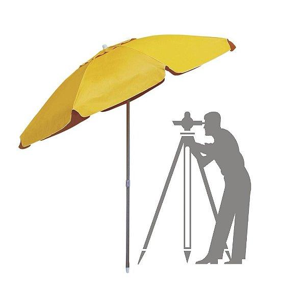 Guarda-sol P/ Topografia Umbrella Articulado Em Alumínio
