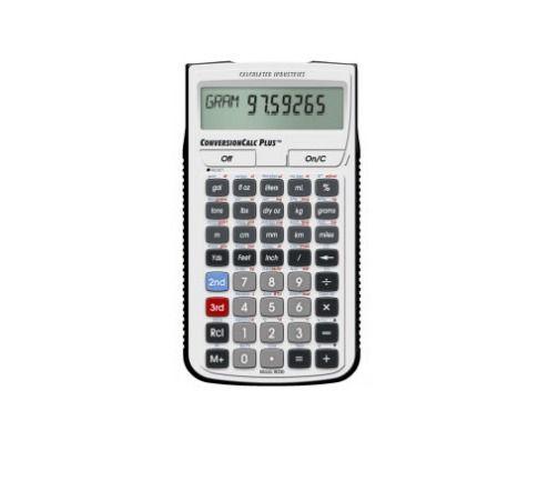 Calculadora Construction Calc Plus - Nota Fiscal/garantia