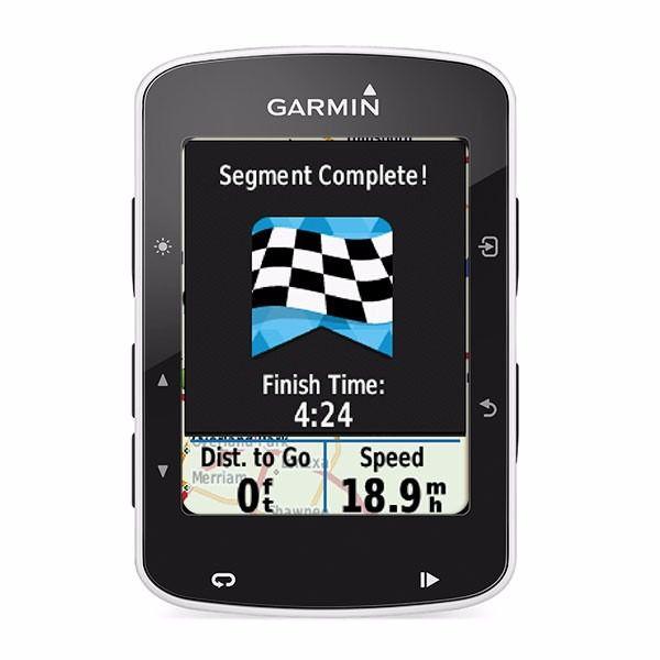 Ciclocomputador Gps Garmin Edge 520 C/ Garantia Bundle Promo
