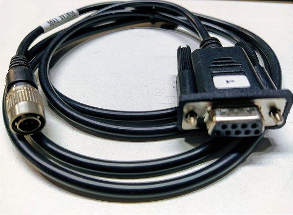 Cabo de dados Pentax (Serial + Conversor) p/ Estação Total