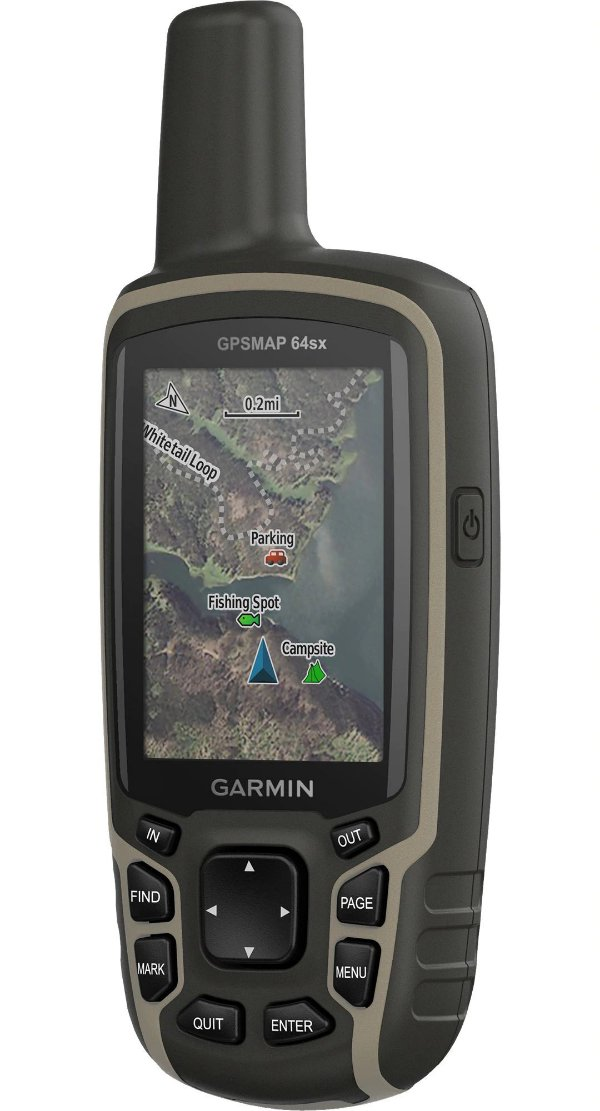 Gps Portatil Garmin Map 64 SX