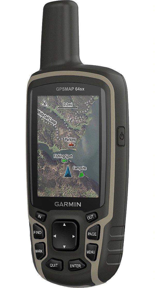 GPS Garmin Map 64 SX