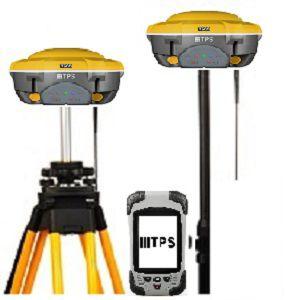 Par de GNSS RTK TPS T500 - SEMINOVO
