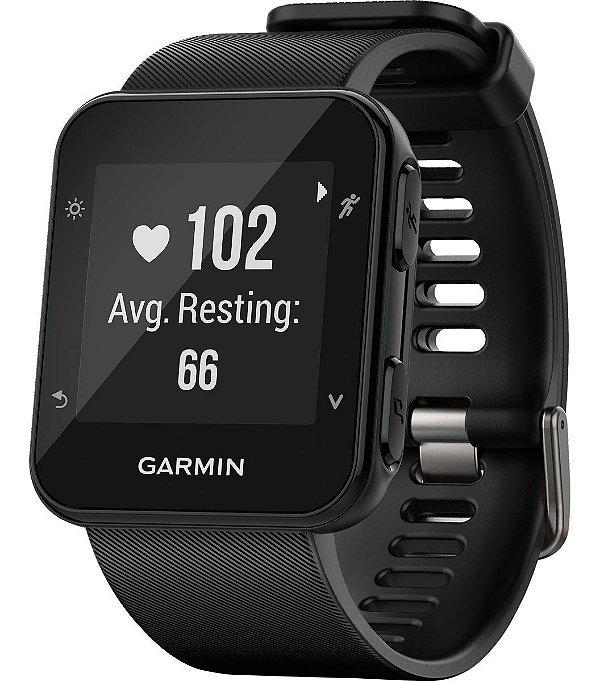Relógio Garmin Forerunner 35 Mon Cardíaco - Reven Autorizada