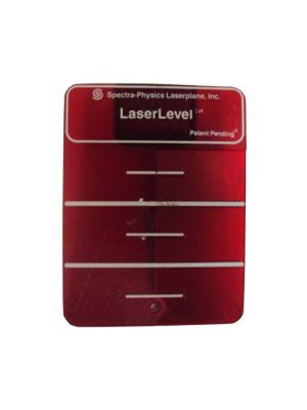 Alvo Spectra Precision para Nível Laser