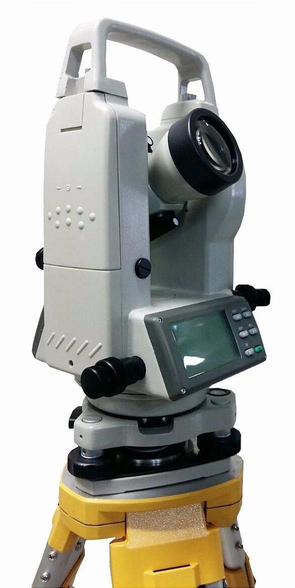 Teodolito Eletrônico Orient 2 Seg. Prumo Laser - Topografia