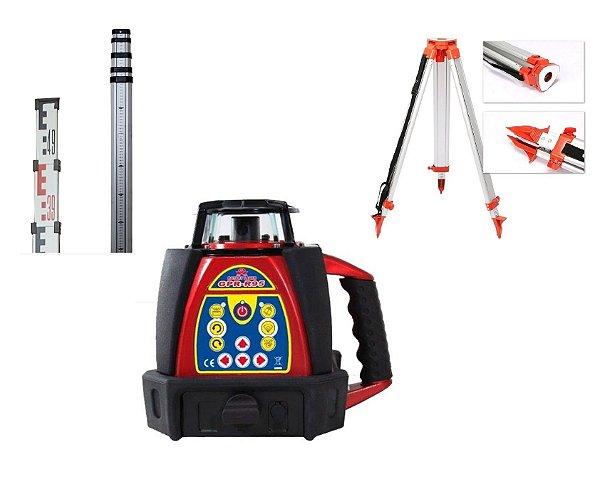 Kit Nível Laser Rotativo GIANT GPR-R95