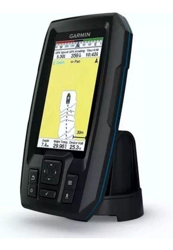 Sonda Garmin Striker 4 Plus