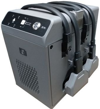Carregador DJI de Baterias 4 CANAIS AGRAS T16