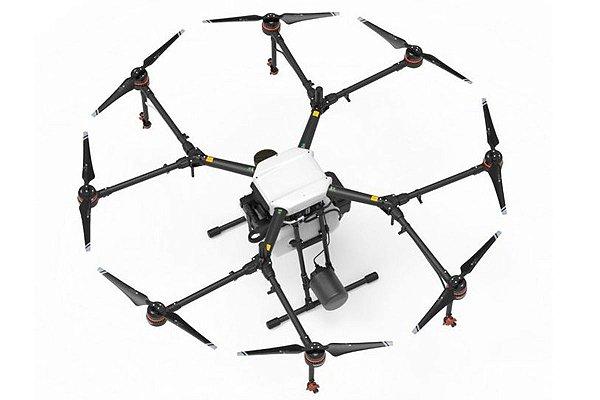 Drone DJI AGRAS MG-1P sem kit de pulverização