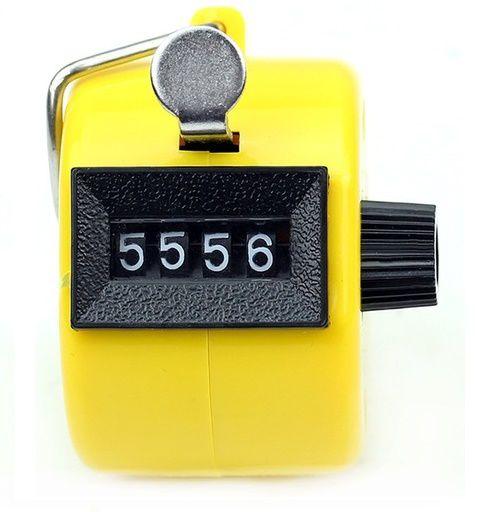 Contador Orient Amarelo 1YW