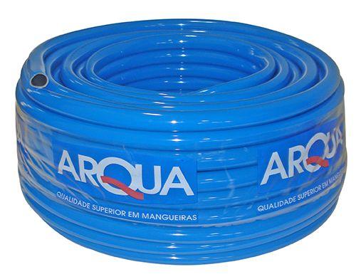 Mangueira Para Jardim 1/2 X 50m Dupla Face Azul Recapada