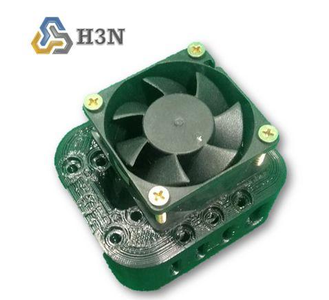 Carenagem do Spindle de 0,7cv C/ Cooler S/ Rolamento