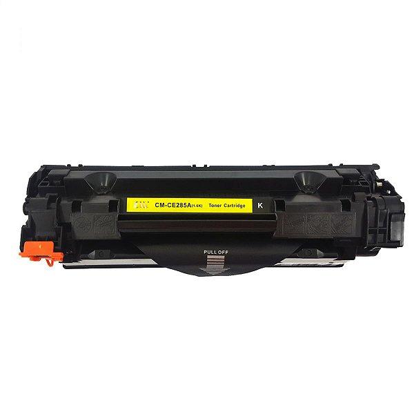 Toner compativel HP CE285 85A M1210 M1212 M1132 M1217