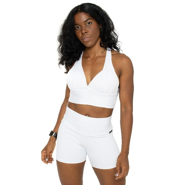 Top Push Up White
