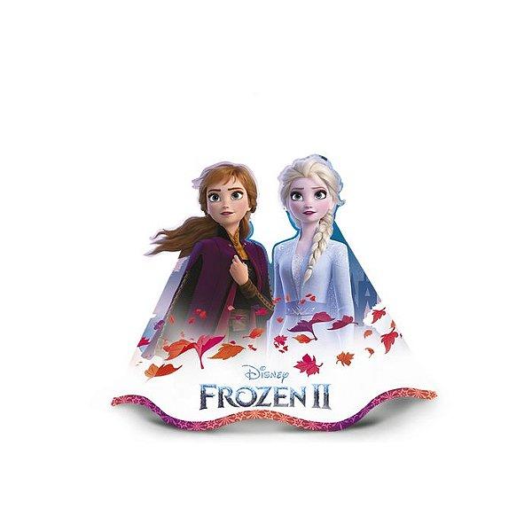 Chapéu Aniversário Frozen 08 Undidades Para Festa