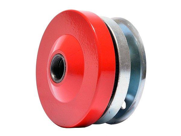 Embreagem Doppler de Competição Vermelha Original Bikelete