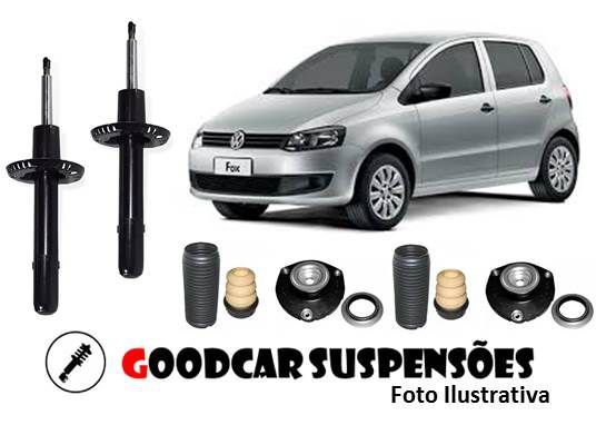 AMORTECEDORES DIANT. + KIT COMPLETO - VOLKSWAGEN FOX - 2003 A 2009