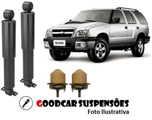 AMORTECEDORES DIANT. + KIT COMPLETO - CHEVROLET SONIC - 2012 A 2014