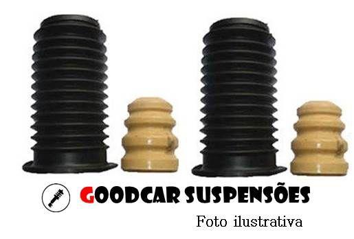 KIT PARCIAL DO AMORTECEDOR DIANTEIRO FIAT FIORINO EVO - 2013 A 2020