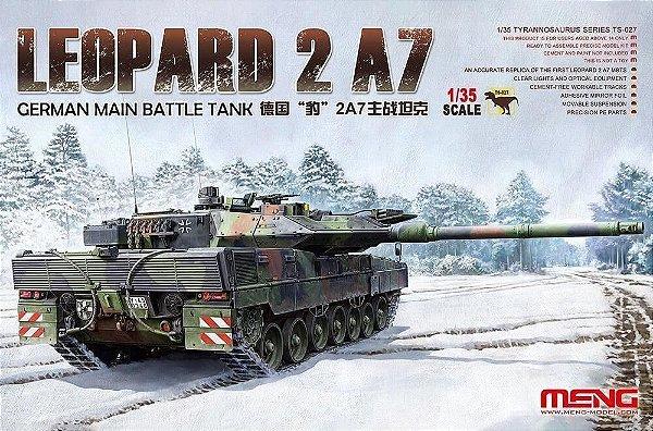 Leopard 2 A7 1/35 Meng