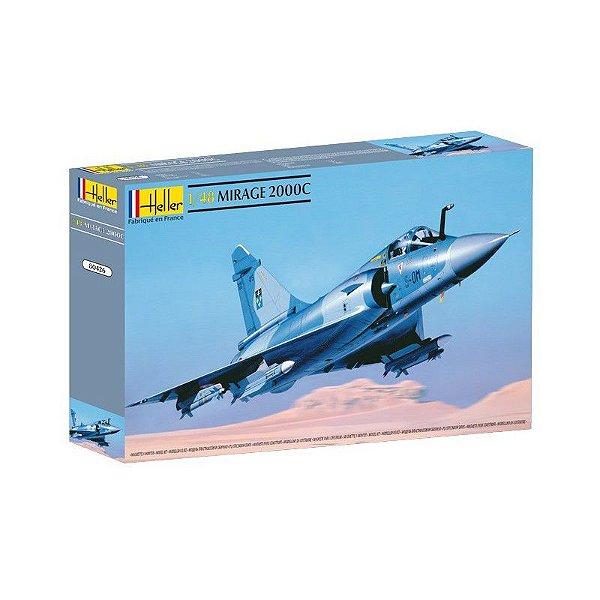 Mirage 2000C 1/48 Heller