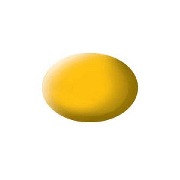 Amarelo Fosco Aqua Color Revell 18ml