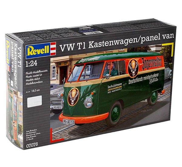 VW Kombi Van 1/24 Revell