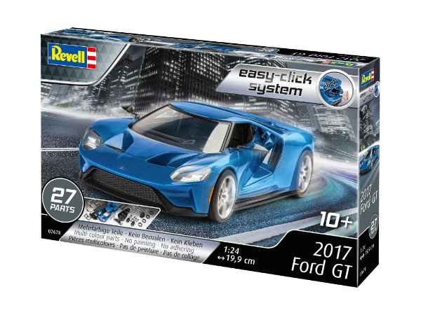 Ford GT SNAP 1/24 Revell