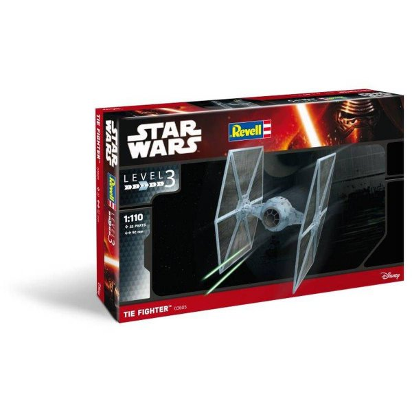 Star Wars TIE Fighter 1/110 Revell