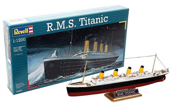 R.M.S. Titanic 1/1200 Revell