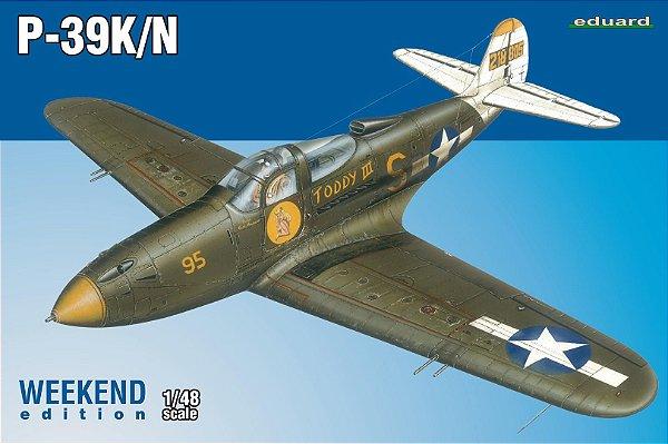 P-39K/N 1/48 EDUARD