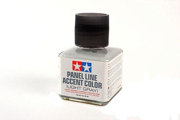 Panel Line Accent Color Cinza Claro Tamiya 40ml