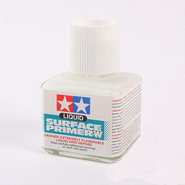 Liquid Surface Primer Branco Tamiya 40ml