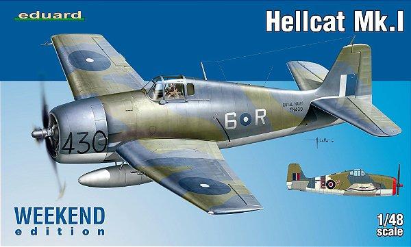 Caça Naval Hellcat Mk.I 1/48 Eduard