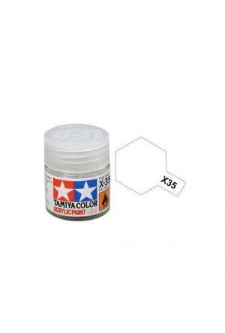Verniz Acetinado X-35 Tamiya 10ml
