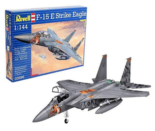 Caça Bombardeiro Americano Boeing F-15E Strike Eagle 1/144 Revell