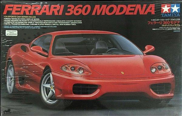 Ferrari 360 Modena 1/24 Tamiya