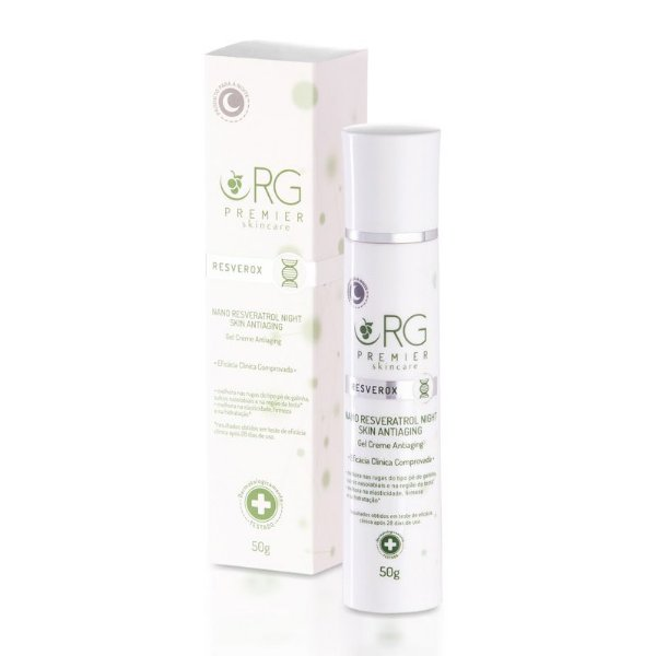 Nano Resveratrol Night Skin Antiaging