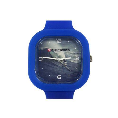 Relógio Perfect Waves Azul