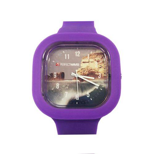 Relógio Perfect Waves Roxo