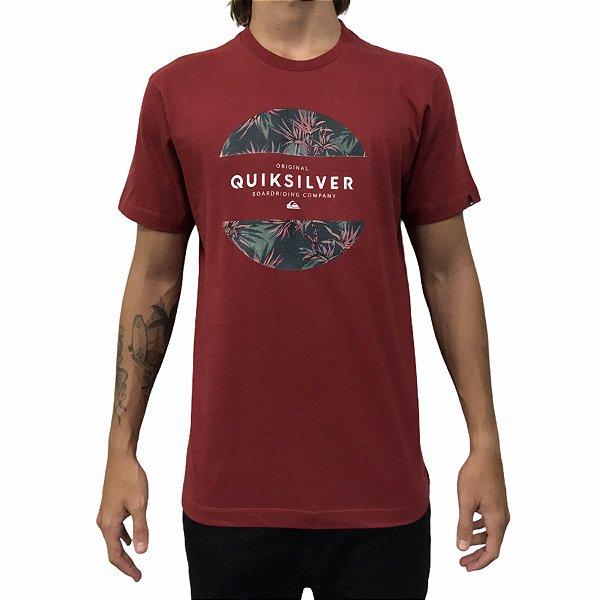 Camiseta Quiksilver Mixed Prints