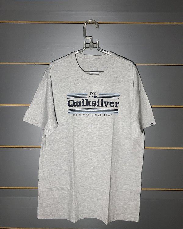 Camiseta Silk Quiksilver Get Buzzy