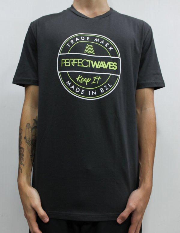Camiseta Perfect Waves Made in BZL