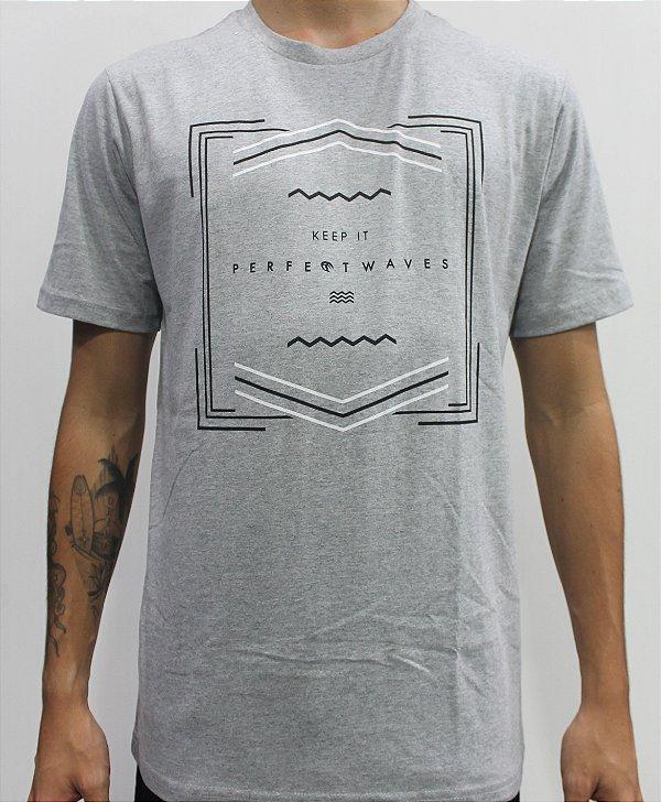 Camiseta Perfect Waves Lines